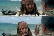 I wanna be a pirate...