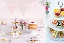 High Tea Party Theme & Decorations / Beautiful high tea party decorations and ideas!  All products are available in our online store.