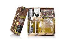 COSMÉTICA GOURMET / Productos cosméticos gourmet con el aceite de oliva virgen extra como protagonista.