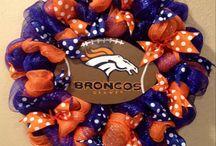 Bronco Wreaths