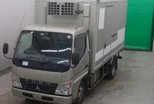 Mitsubishi canter 2009 White - Find very good freezer trucks for your business. Buy from us now / Refer:Ninki25126 Make:Mitsubishi Model:Canter Year:2009 Displacement:2970 CC Steering:RHD Transmission:MT ColorWhite FOB Price:10,800 USD Fuel:Diesel Seats  Exterior Color:White Interior ColorGray Mileage:214,000 Km Chasis NO:FE74B-540099 Drive type  Car type:Trucks
