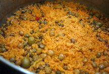 Puerto Rican Food / by Debbie Hudgens