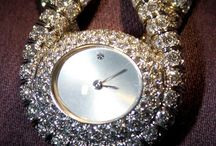Timepieces / by Vanessa Houghton
