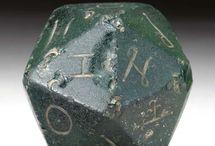 Objetos de Museos / Objetos antiguos que se encuentran en varios museos del mundo.