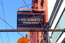 Notes about Los Amates Mexican Kitchen
