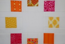 quilt and fabric inspiration / quilts I love and free patterns or tutorials