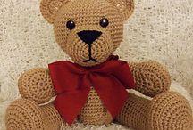crochet teddiy