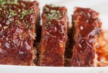 Turkey / Meat loaf