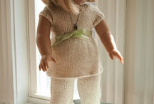 Doll Knitting / by Sharon Mahaffey