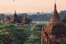 I'm off to... Myanmar