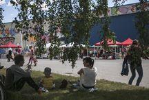 Ainutlaatuiset asuinalueet: Jyväskylän Kangas / Kankaan ainutlaatuinen tehdasalue herää uudelleen eloon. Kangas sijaitsee keskustan koillispuolella, Tourulan ja Taulumäen välissä. Lännen puolelta aluetta rajaa Tourujoki. Pyörällä tai kävellen kilometrin matka keskustaan taittuu muutamassa minuutissa. Historiallisen alueen keskelle jäävä vanha paperitehdasrakennus saneerataan uuteen käyttöön. Kankaalle tulee kodit 5000 asukkaalle ja noin 2100 työpaikkaa. Lue lisää ja löydä uusi kotisi osoitteessa www.skanska.fi/kangas