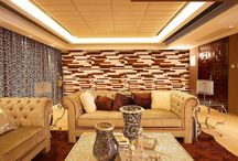 Shanghai Navilla Decor / Wood wall panels for home decoration.