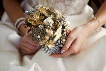 Silver and Gold Wedding