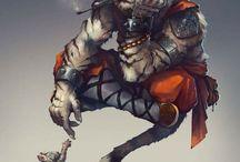 Fantasy - Beastfolk
