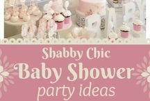 Baby Girl Shower Ideas / Whether you're planning a garden themed baby shower or  a classic pink baby shower, we've collected some of the cutest and most unique baby girl shower ideas around.