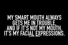 simply sarcastic ❤