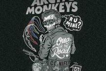 Music: Arctic Monkeys