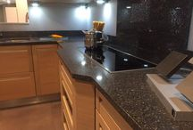 Silestone Worktops / View our Silestone Worktops in our showroom