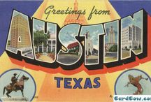 Austin Love / So we were southbound 35, we were headed down the road, hit the border by the morning, let Texas fill my soul