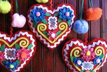 HANDMADE WITH LOVE / No sólo existe el crochet :)