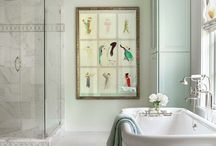 Beautiful Bathroom Design / by Laura Trevey