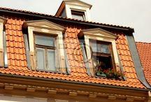 Manzárd tető