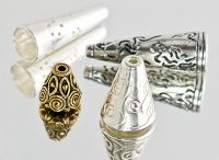 Pewter and Brass Components