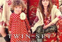 Fall/ Winter 2015 Twin Set / Pretty fall-winter collection for girls aged 2 to 16 years old.