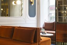 Hotels, Restaurants & Shops
