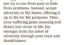 Inspirational biblical messages