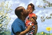 Amour maternel et paternel