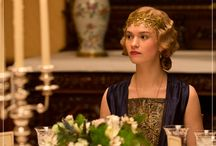 Sparkling Inspirations / A look at the beautiful aesthetic of Downton Abbey and celebrating the sparkling creations it inspires.
