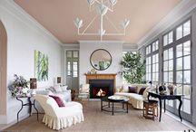 Pink In Interiors
