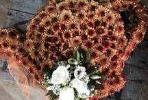 Funeral designs / Flowers from the heart