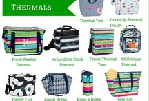 31 Thermal Totes & Lunch Bags #canadianbaglady / You gotta eat. Instead of eating out, pack it up to save yourself time, money, and calories :)