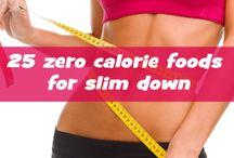 Fitness foods