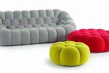 Sofas, Sessel