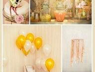 Myas babyshower ideas / by Anng P