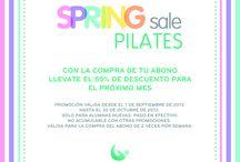 Promociones en Nexo Pilates / Para mas info comunícate a contacto@nexopilates.com.ar