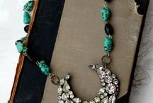 Vintage Assemblage Jewelry / by joyful ragamuffin