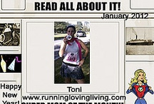 #FitFluential / by Toni Church