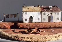 case e paesaggi in miniatura