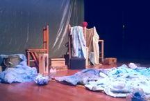 STAGIONE 14/15 BLUODISSEA in viaggio con Ulisse / domenica 18 gen ore 16.30 #teatroragazzi con Patrizia Mazzoni e Miriam Bardini