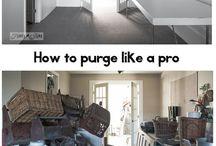 House purge!