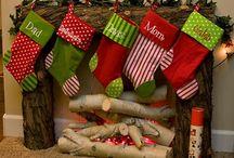 camino natalizio