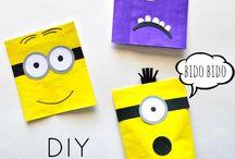 Kindy Craft Ideas