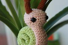 crochet- home decoration / dekorácie do domu v rôznych formách...