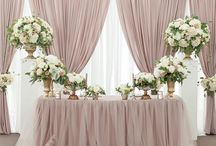 Bridal table collection