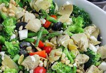 Salads & ...