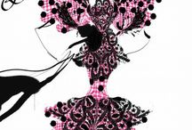 Christian Lacroix -  illustrations